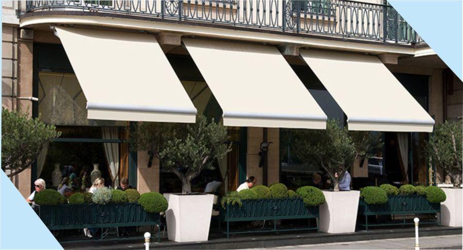 Store Banne Pour Terrasse Restaurant